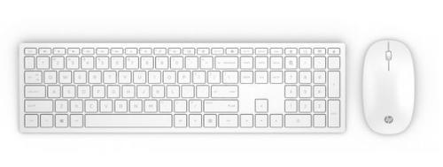 Tastatura HP Combo Keyboard 800 4CF00AA#AKD (Alb)