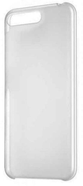 Protectie Spate Huawei 51992443 pentru Huawei Y6 2018 (Transparent)