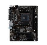 Placa de baza MSI  A320M PRO-E, AMD AM4