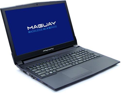 Laptop Maguay H150X (Procesor Intel® Core™ i5-8300H (8M Cache, up to 4.00 GHz), Coffee Lake, 15inch FHD, 8GB, 1TB HDD, nVidia GeForce GTX 1050 @4GB, Negru)