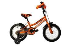 """Bicicleta Copii DHS 1403, Cadru 7.7"""" (Portocaliu)"""