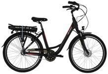 "Bicicleta Electrica Devron City 26120, Cadru 18.1"", Roti 26"" (Negru)"