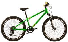 "Bicicleta Copii Devron Riddle K2.4, Cadru 12"", Roti 24"" (Verde)"