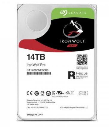 HDD Desktop Seagate IronWolf Pro, 14TB, SATA III 600, 256 MB Buffer