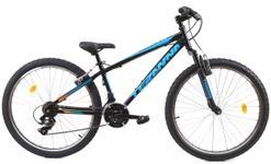 "Bicicleta MTB DHS Teranna 2623, Cadru 13.8"", Roti 26"" (Negru)"