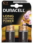 Baterie Duracell Basic C LR14, 2buc