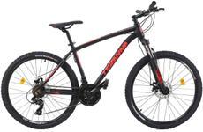 "Bicicleta MTB DHS Teranna 2625, Cadru 15.7"", Roti 26"" (Negru)"