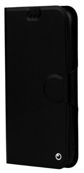 Protectie Book Cover Lemontti Jelly TLJGLXJ32017N pentru Samsung Galaxy J3 2017 (Negru)