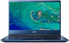 "Ultrabook Acer Swift 3 (Procesor Intel® Core™ i5-8265U (6M Cache, up to 3.90 GHz), Whiskey Lake, 14"" FHD, 8GB, 256GB SSD, Intel® UHD Graphics 620, Linux, Albastru)"
