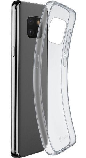 Protectie spate Cellularline FINECMATE20PRT, pentru Huawei Mate 20 Pro (Transparent)