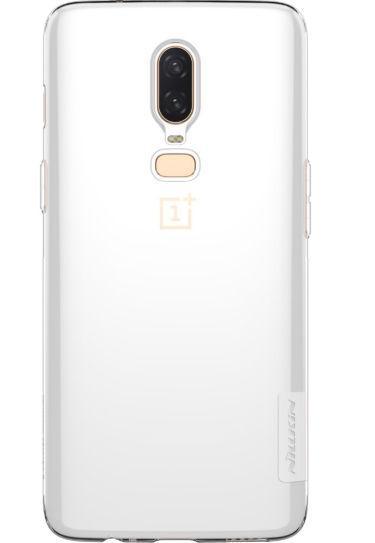 Protectie spate Star 275131, pentru OnePlus 6 (Transparent)
