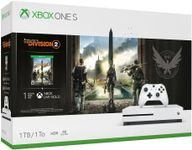 Consola Xbox One S 1TB + The Division 2 (Alb)