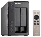 NAS Qnap TS-251+-8G, 2 Bay-uri