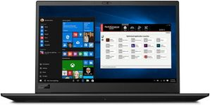 "Laptop Lenovo ThinkPad P1 (Procesor Intel® Core™ i7-8850H (9M Cache, up to 4.30 GHz), Coffee Lake, 15.6"" FHD, 16GB, 512GB SSD, nVidia Quadro P2000 @4GB, FPR, Win10 Pro, Negru)"