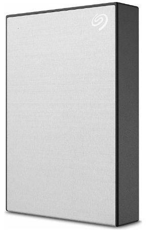HDD Extern Seagate Backup Plus Portable, 2.5'', 4TB, USB 3.0 (Argintiu)