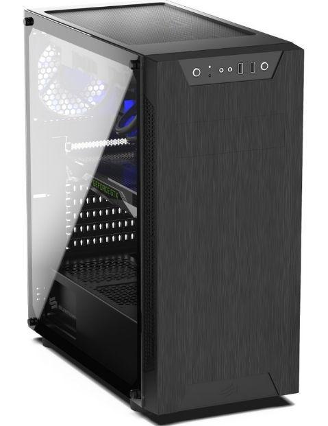 Carcasa SILENTIUM PC Armis AR5 TG, MidTower