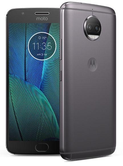 Telefon Motorola Moto G5s Plus, Procesor Octa-Core 2.0GHz, IPS LCD Capacitive touchscreen 5.5inch, 3GB RAM, 32GB Flash, Dual 13MP, Wi-Fi, 4G, Dual Sim, Android (Gri)