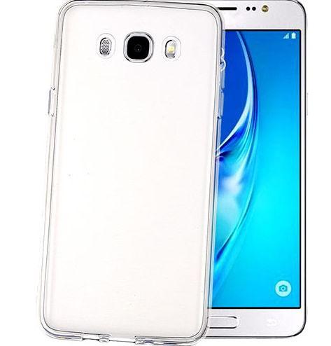 Protectie spate Celly GELSKIN557, pentru Samsung Galaxy J5 2016 (Transparent)