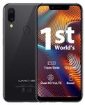 "Telefon Mobil UMIDIGI A3 Pro, Procesor Quad-Core 1.5GHz, Capacitiv Touchscreen 5.7"", 3GB RAM, 32GB Flash, Dual 12+5MP, Wi-Fi, 4G, Dual Sim, Android (Gri)"