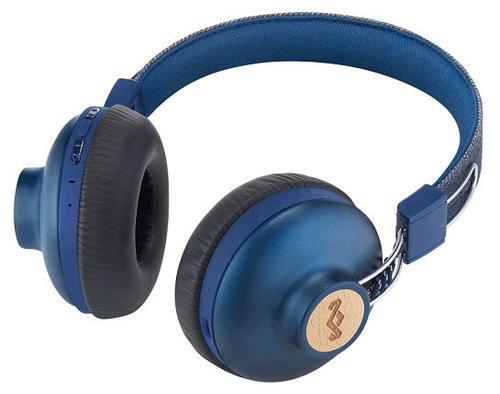 Casti Stereo Marley Positive Vibration BT Denim EM-JH133-DN (Albastru)
