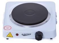 Plita electrica Albatros AP10W, 1000 W, 1 suprafeta (Alb)