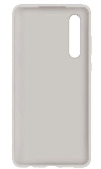 Protectie Spate Huawei 51992994 pentru Huawei P30 (Gri)