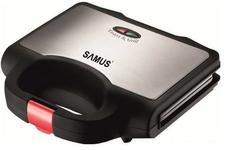 Sandwich maker Samus STG-750BX, 750W (Inox/Negru)