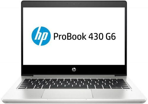 Laptop HP ProBook 430 G6 (Procesor Intel® Core™ i3-8145U (4M Cache, up to 3.90 GHz), Whiskey Lake, 13.3inch, 4GB, 256GB SSD, Intel® UHD Graphics 620, Argintiu)
