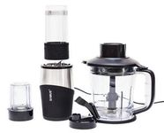 Blender Samus MULTIMIX 3IN1, 600W (Negru)