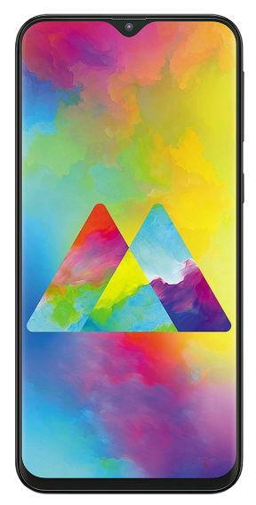 Telefon Mobil Samsung Galaxy M20, Procesor Exynos 7904, Octa-Core 1.8/1.6GHz, PLS TFT Capacitive touchscreen 6.3inch, 4GB RAM, 64GB Flash, Camera Duala 13MP+5MP, 4G, Wi-Fi, Dual SIM, Android (Negru)