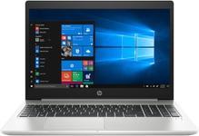 "Laptop HP ProBook 450 G6 (Procesor Intel® Core™ i5-8265U (6M Cache, up to 3.90 GHz), Whiskey Lake, 15.6"" FHD, 8GB, 500GB HDD @7200RPM + 16GB SSD, Intel® HD Graphics 620, Win10 Pro, Argintiu)"