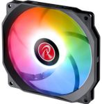 Ventilator RAIJINTEK Aeolus Beta, RGB, 120mm, 1400 RPM
