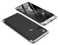 Protectie Spate GKK 360 6972170531957 pentru Xiaomi Mi Mix 2S (Negru/Argintiu)