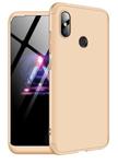 Protectie Spate GKK 360 6972170530622 pentru Xiaomi Redmi Note 6 Pro (Auriu)