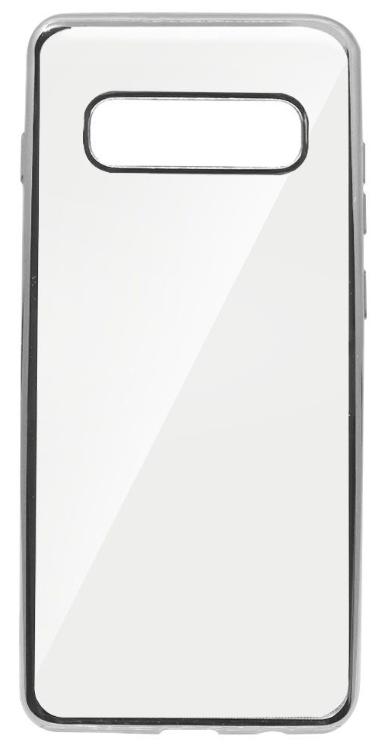 Protectie Spate Just Must Mirror JMMRG975SV pentru Samsung Galaxy S10 Plus G975 (Transparent/Argintiu)