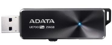 Stick USB A-DATA UE700 PRO, 256GB, USB 3.1 (Negru)
