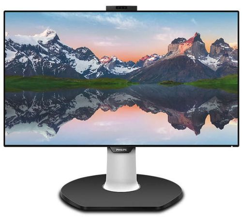 Monitor IPS LED Philips 31.5inch 329P9H/00, 4k UHD (3840 x 2160), HDMI, DisplayPort, Boxe, Pivot (Negru)