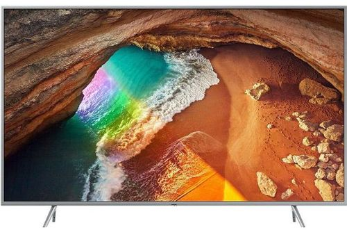 Televizor QLED Samsung 139 cm (55inch) QE55Q65RA, Ultra HD 4K, Smart TV, Bluetooth, WiFi, CI+