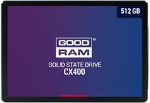 """SSD GOODRAM CX400, 512GB, SATA III 600, 2,5"""""""