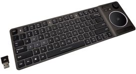 Tastatura wireless Corsair K83, Usb, Iluminata, (Negru)