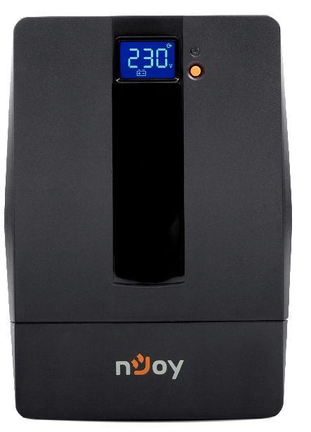 UPS nJoy Horus 700 Plus, 700VA/400W, 4 x Schuko, Management