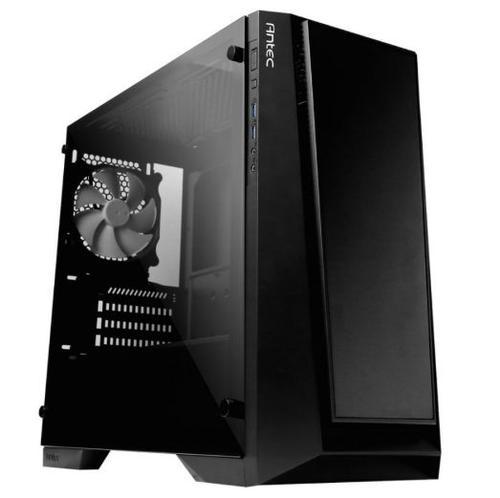 Carcasa Antec P6, MiniTower (Negru)