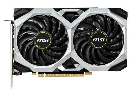 Placa video MSI GeForce GTX 1660 VENTUS XS, 6GB, GDDR5, 192-bit