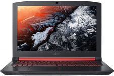 """Laptop Gaming Acer Nitro 5 AN515-52 (Procesor Intel® Core™ i5-8300H (8M Cache, up to 4.00 GHz), 15.6"""" FHD, 8GB, 256GB SSD, nVidia GeForce GTX 1050 @4GB, Linux, Negru)"""