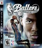 Midway Nba Ballers: Chosen One (vers Americana) (ps3)