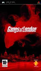 Scee Gangs Of London (psp)