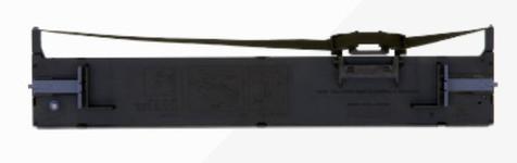 Ribbon Epson C13S015610 (Negru)