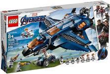 LEGO® Super Heroes Quinjetul suprem al Razbunatorilor 76126