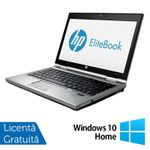 "Laptop Refurbished Hp EliteBook 2570p (Procesor Intel® Core™ i5-3230M (3M Cache, up to 3.20 GHz), Ivy Bridge, 12.5"", 4GB DDR3, 240GB SSD, DVD-RW, LED-backlit HD, DisplayPort, Intel® HD Graphics 3000, Win 10 Home)"