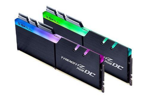 Memorie G.Skill Trident Z RGB DC, DDR4, 2x32GB, 3200MHz, CL14